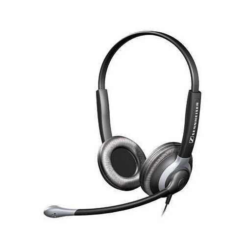 Binaural Headset With Xl Ear Cap