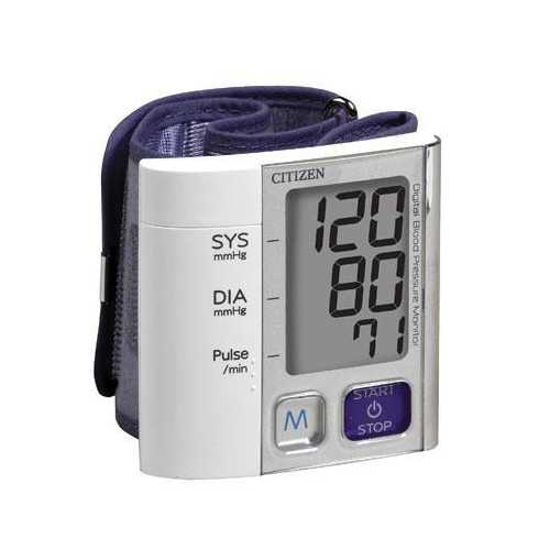 Citizen Wrist Blood Pressure