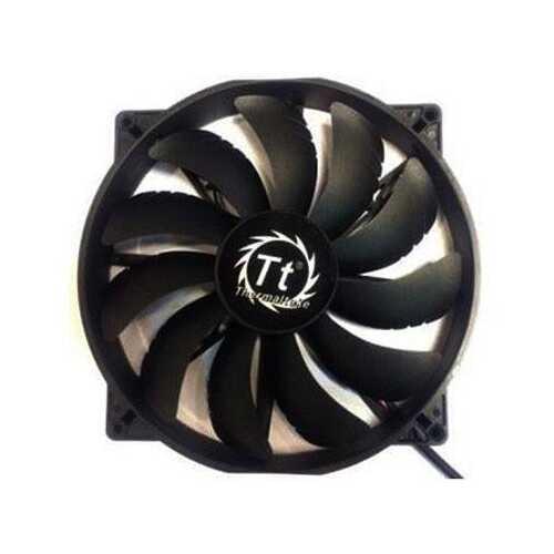 Pure 20 Black DC Fan
