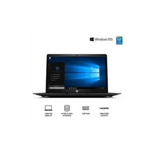 "14.1"" Laptop Black"