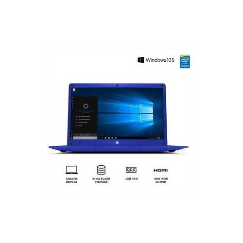 """14.1"""" Laptop Blue"""