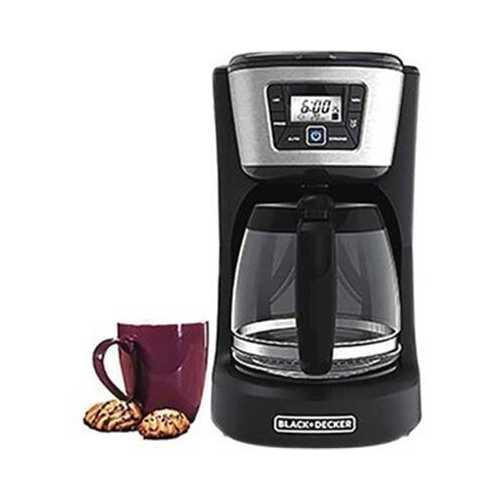 Bd Drip Coffeemaker Ss Red