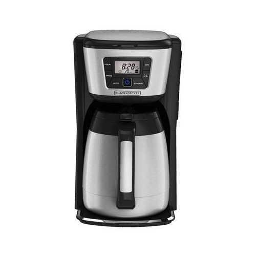 Bd 12c Prog Therm Coffee