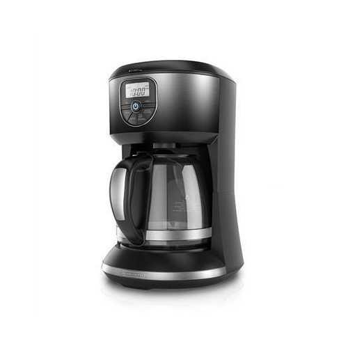 Bd Drip Coffeemaker Ss Silver