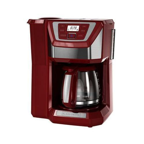 Bd 12c Mill N Brew Red