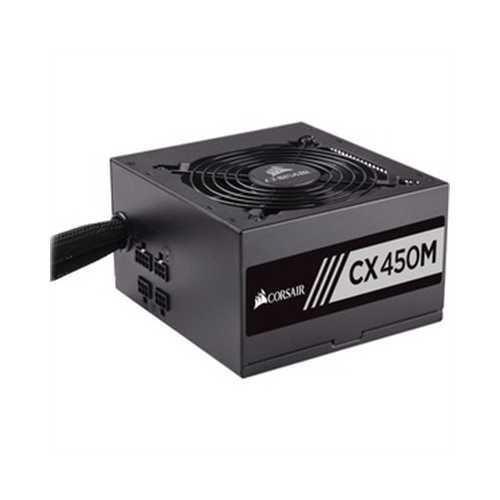 Cx450m Semi Modular Power Supp