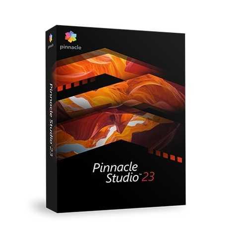Pinnacle Studio23 Stndrd EN FR