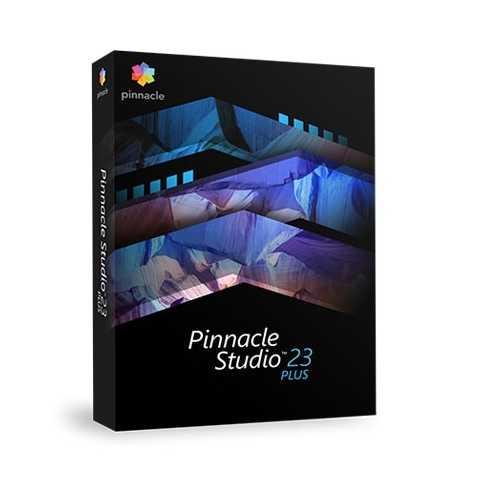 Pinnacle Studio 23 Plus EN FR