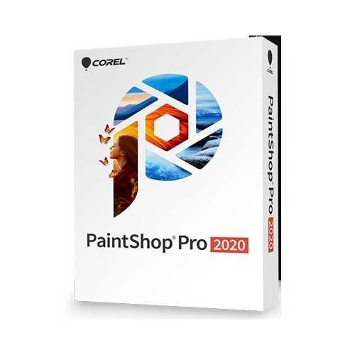 PaintShop Pro 2020 Mini Box