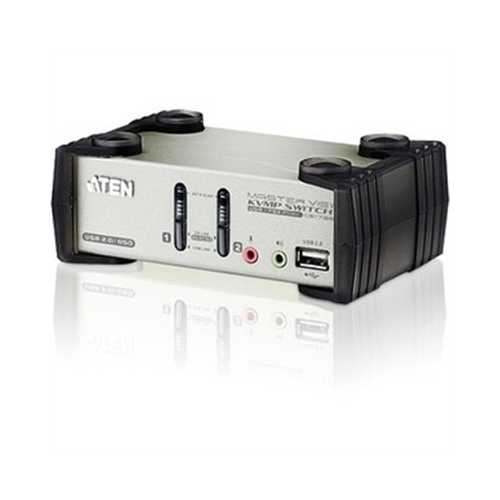 2 Port USB Kvmp With Audio