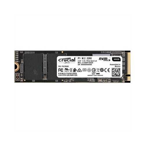P1 SSD M.2 500GB
