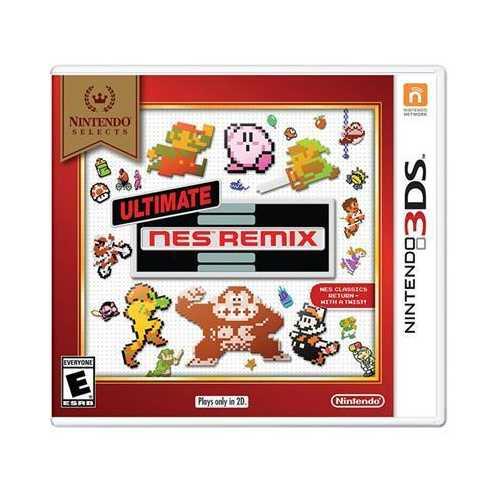 Nintendo Ultimatenes Remix 3ds