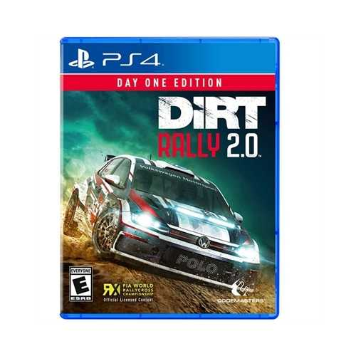 DiRT Rally 2.0 Day One Ed PS4
