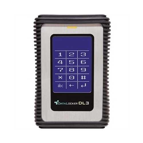 DataLocker DL3 4TB SSD