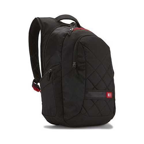 """16"""" Laptop Backpack Black"""