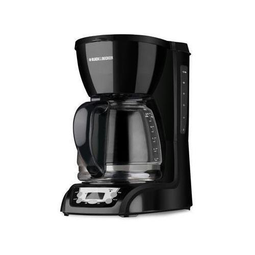 Bd 12c Coffeemaker Black