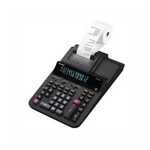 120R 12 Digit Print Calculator