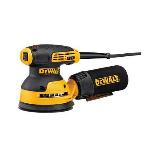 Dewalt Rndm Orbital Sndr With Bag