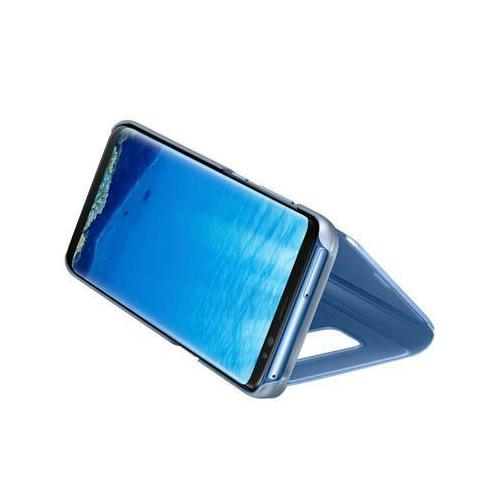 Glxy S8 Plu S View Flipcvr Blu