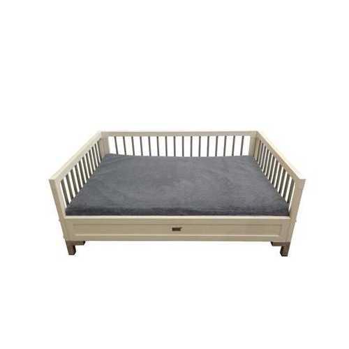 XLG Mahattan Loft Bed AntWhite