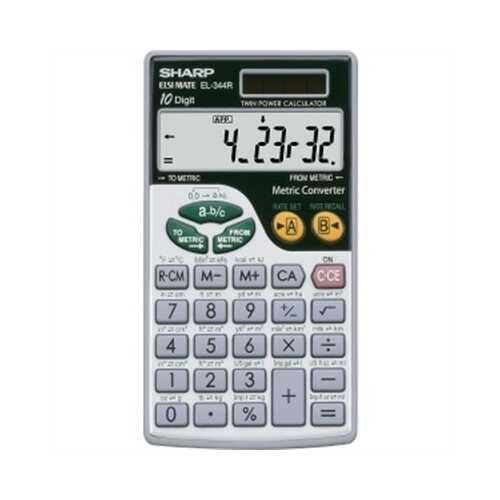 Handheld Calc 10 Dgt