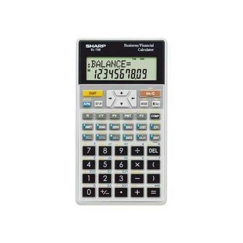 Advanced Financial Calculator