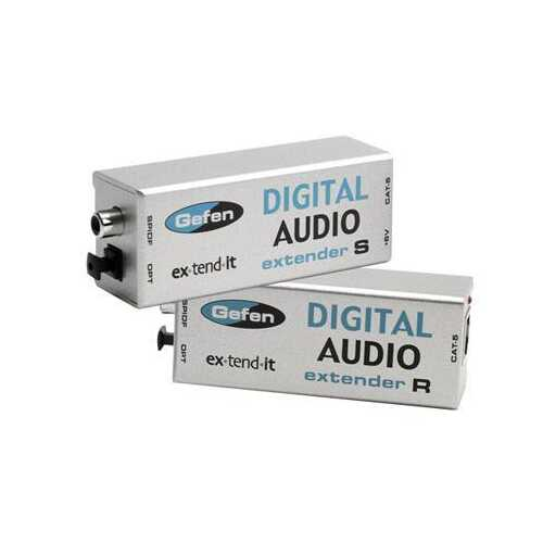 Analog Audio Extender