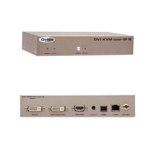 DVI KVM Over IP Sender Package