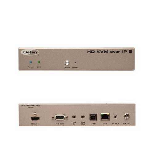 HD KVM over IP Sender Package
