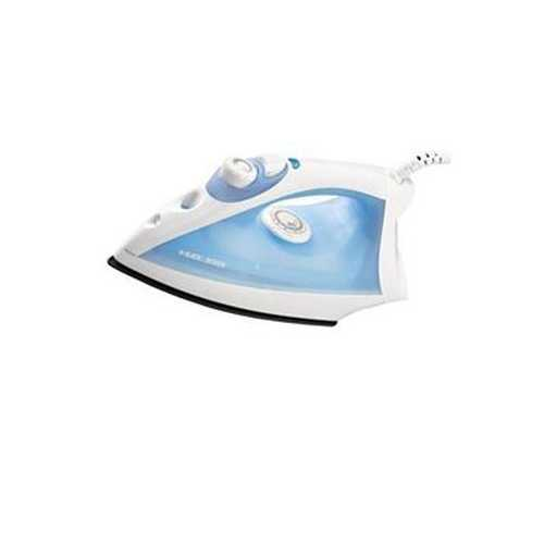 BD Variable Steam Iron