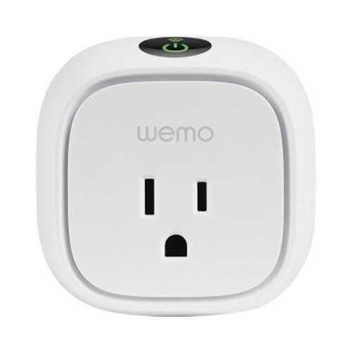 Wemo Insight Energy Use Monito