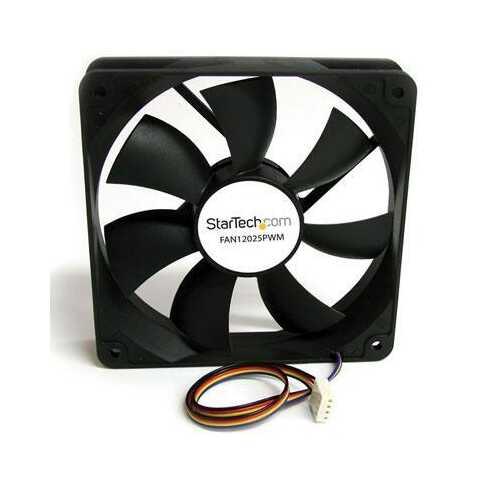 120x25mm PWM Computer Case Fan
