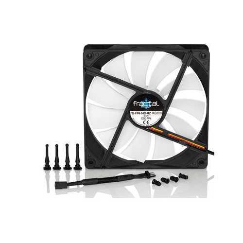 Silent Series R2 140mm Fan