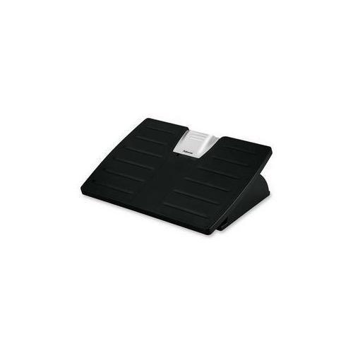 Adjustable Footrest Black/silv