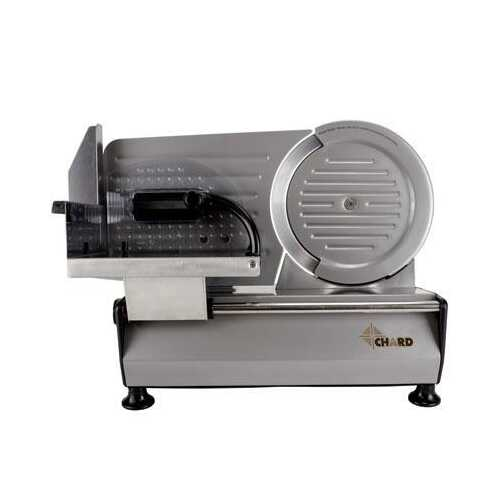 """Chard Electric Food Slicer8.6"""""""