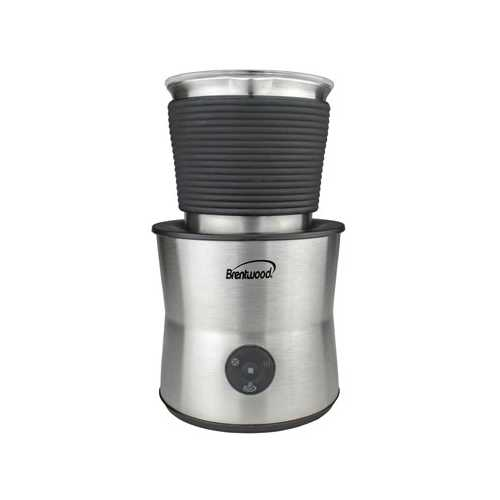 Milk Frother 15oz Stainless
