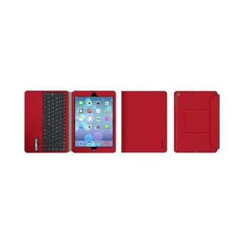 Slim Kybd Folio iPAD Air Red