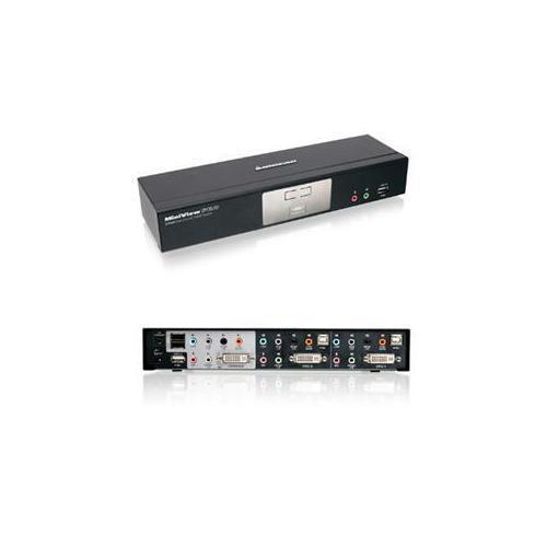 2 port DVI KVM Switch