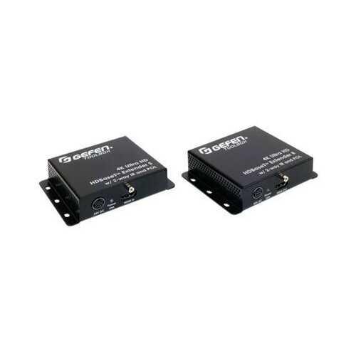 4K Ultra HD HDBaseT Extender