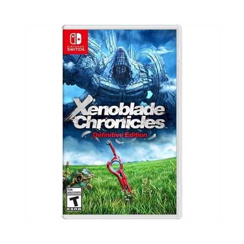 Xenoblade Chronicles DE NSW