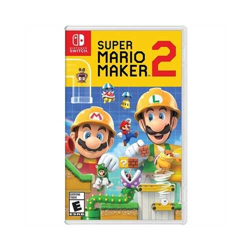 Super Mario Maker 2 NSW