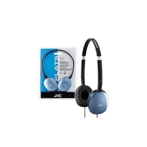 Flat Headphones Blue
