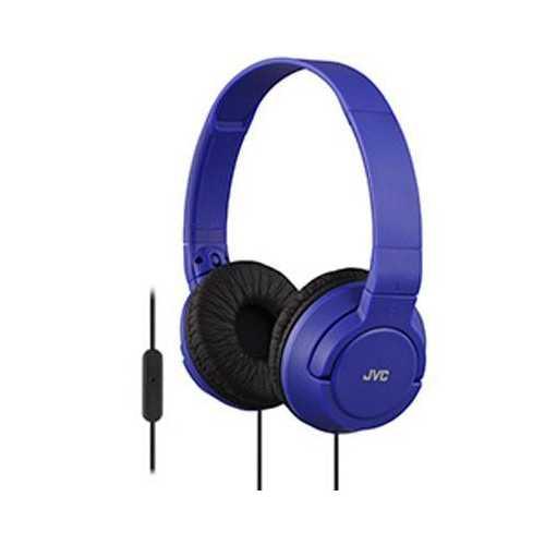 BassHeadband w Smrtphn Mic Blu