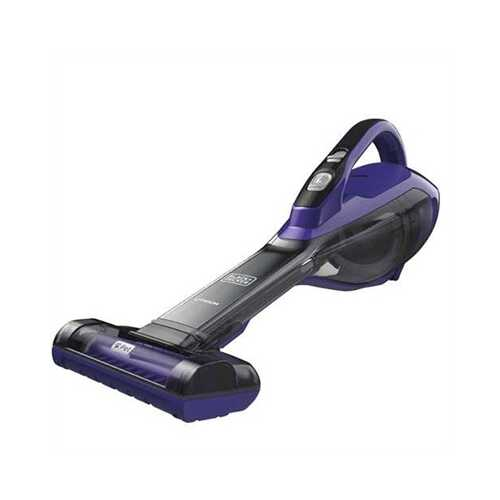 BD Pet Next Gen Hand Vac Purpl