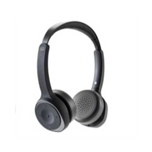 730 Wireless Headset Carbon