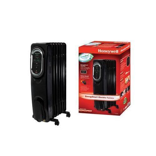 Hw Energy Elec. Radiator Bk