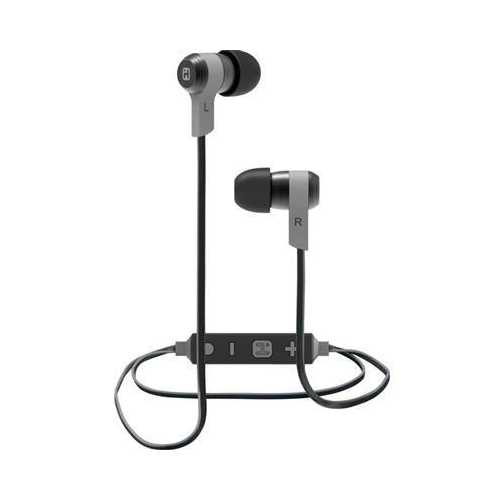 Bt Metal Earbuds Wmic Remte Gm