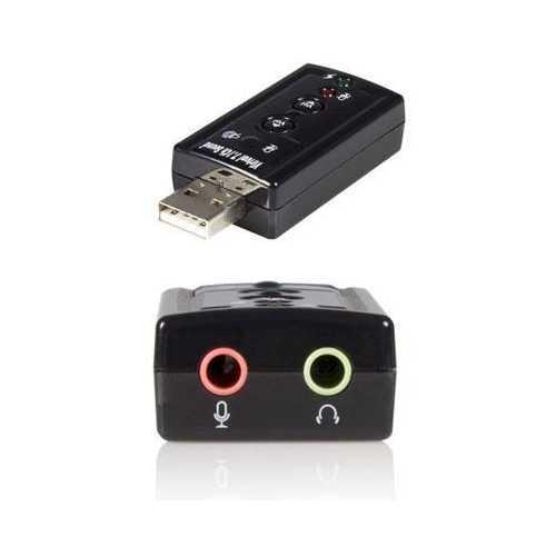 USB Stereo Audio Adapter