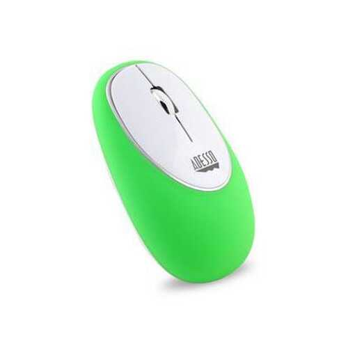 2.4ghz 3 Btn Gel Mouse Green