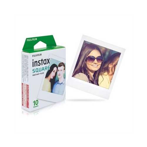 Instax Square Film 10 exposure